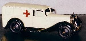 Ambulance-Dinky