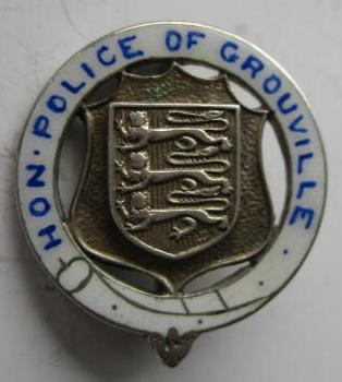 Grouville_Honorary_Police_1957