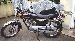 hondacg125