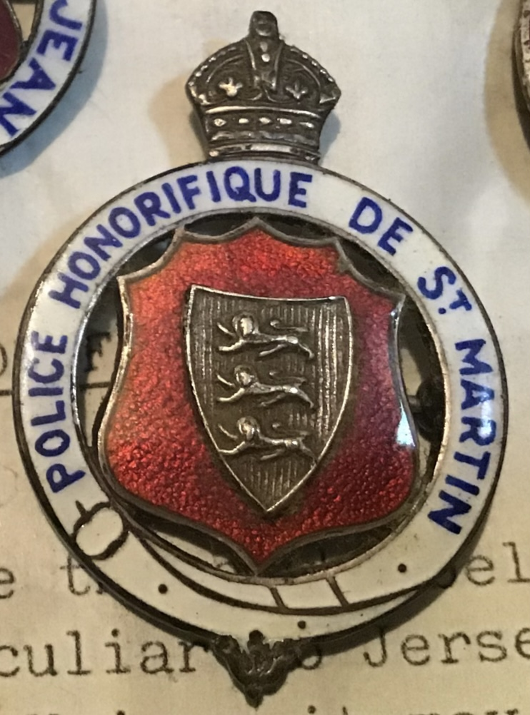 St_Martin_Honorary_Police_1922
