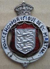 St_Martin_Honorary_Police_1950
