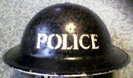 policetinhelmet