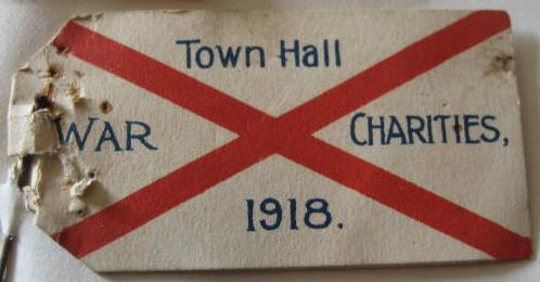 London_Channel_Islanders_Society_Flag_Day_1918